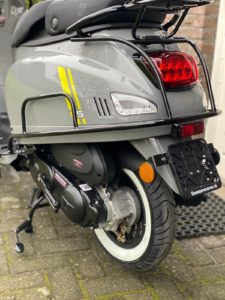 BTC Snorscooter Riva Luxury E4 RS LED Beugelset